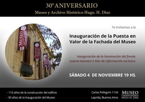 Museo Hugo H. DIEZ cumple 30 años