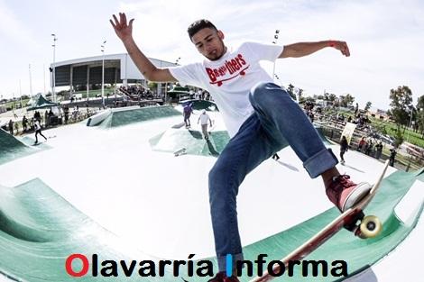 Juan Pablo Mateos se impuso en la tercera fecha del Argentino Federado amateur de skateboarding