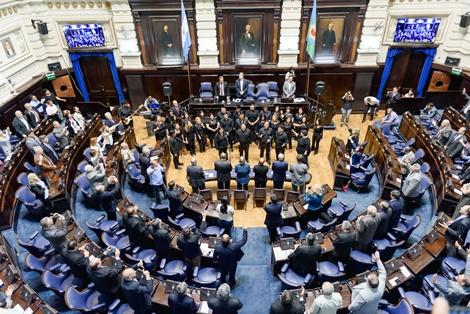 Celebraron el día de las Iglesias evangélicas en Diputados