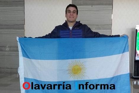 Patricio Ponce y su participación en el Mundial de MMA