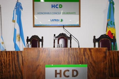 El HCD Estudiantil de LAPRIDA, aprobó seis proyectos sobre diferentes temáticas