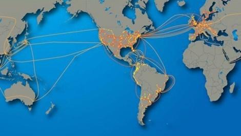 Hubo problemas con internet en todo el país por una falla en Las Toninas