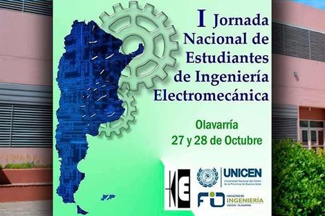 Jornada Nacional de Estudiantes de Electromécanica