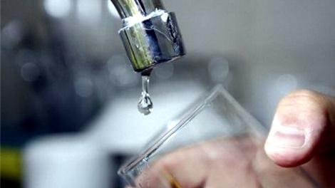 Corte del servicio de agua en LAPRIDA