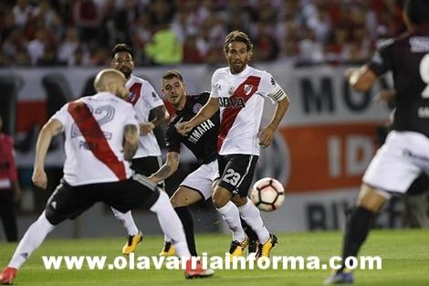 River le ganó a Lanús y sueña en semifinal de la Libertadores