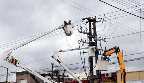Aviso de interrupción del servicio eléctrico programado