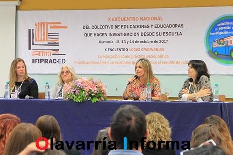Comenzó el X Encuentro Nacional del Colectivo Argentino de Educadores