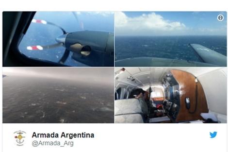 El operativo de búsqueda del submarino ARA San Juan, por dentro