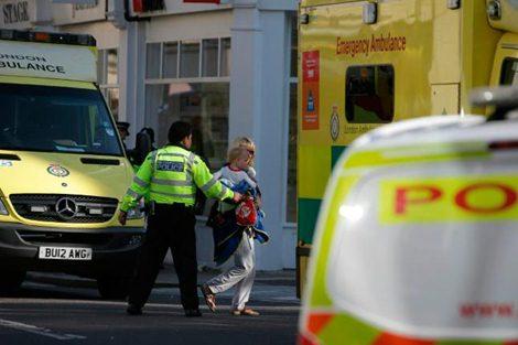 Son 29 los heridos tras el atentado en Londres