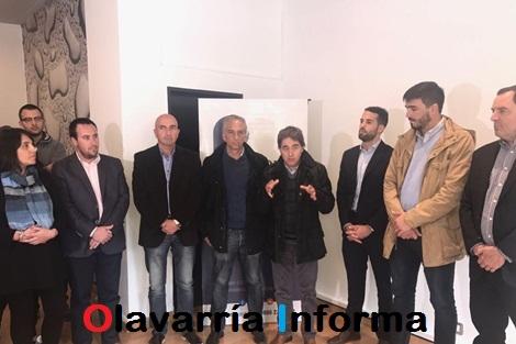 Lorenzino presentó en Olavarría una nueva delegación de la Defensoría