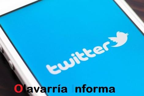 Twitter amplía  a 280 caracteres la extensión de tuits