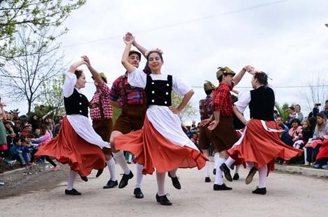 El domingo se celebra la 136ª fiesta de la Kerb
