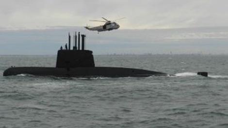 La Armada descartó que los ruidos detectados pertenezcan al submarino