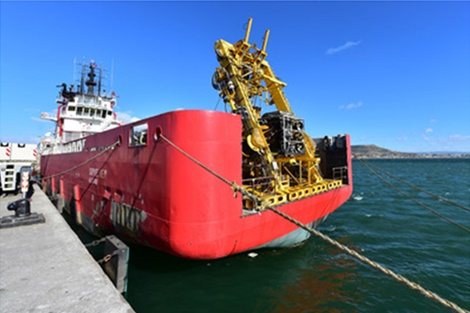 """Búsqueda de submarino """"ARA San Juan"""""""