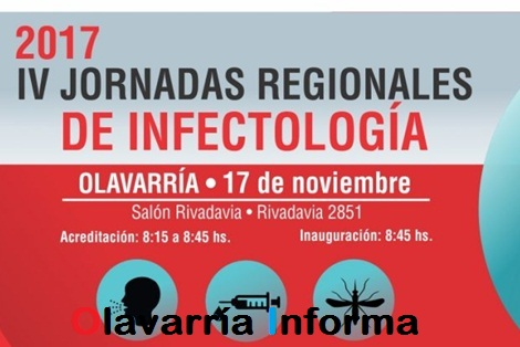 4° jornadas regionales de infectología en Olavarría