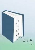 Bild: Buchstaben fallen aus Buch web c