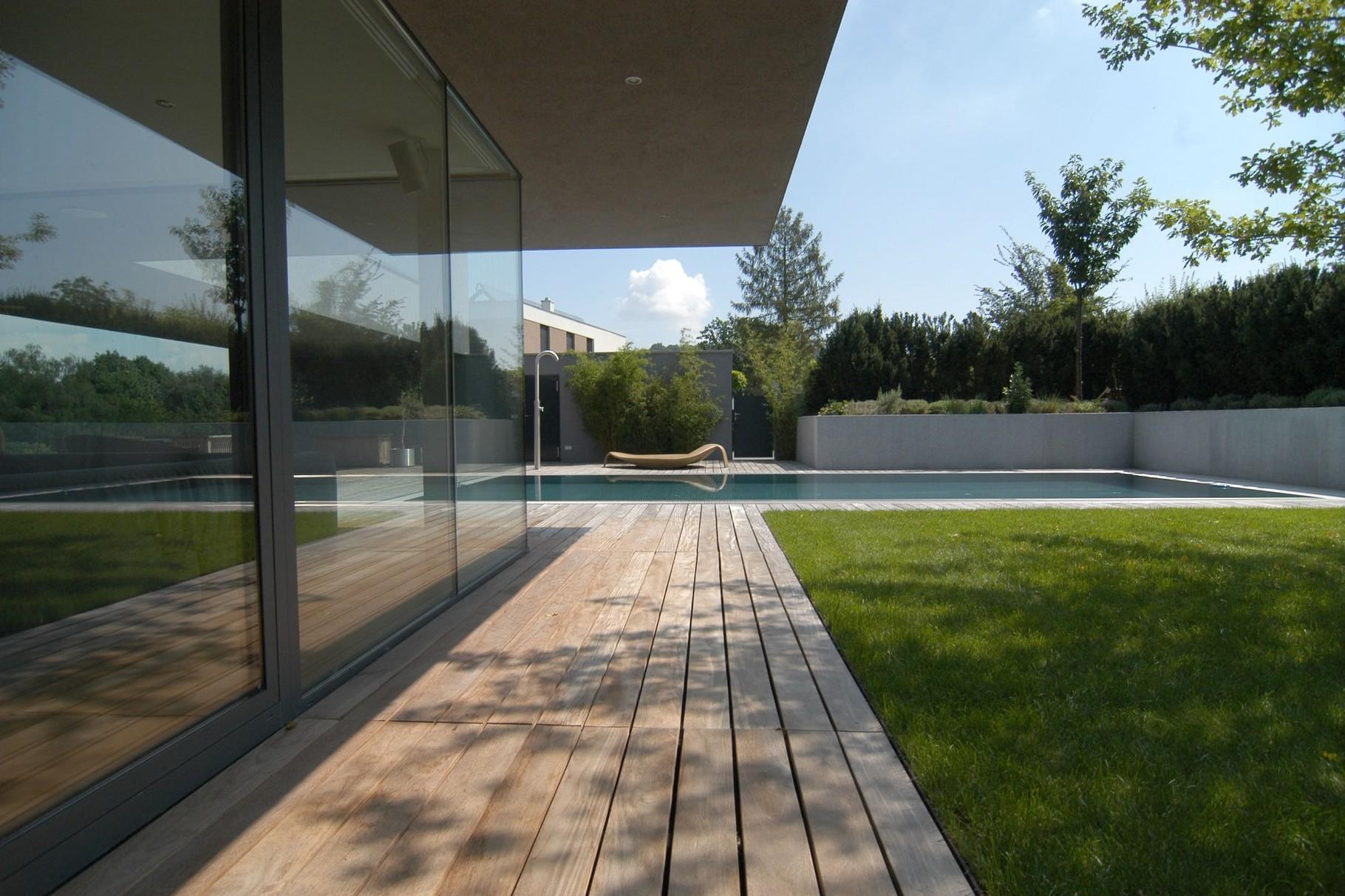 Südamerikanisches Hartholz für Terrasse und Sichtschutz - Terra Domo in Filderstadt