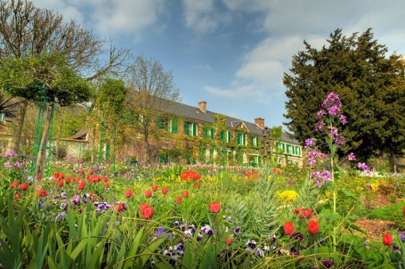Giverny : la maison de Monet et le jardin