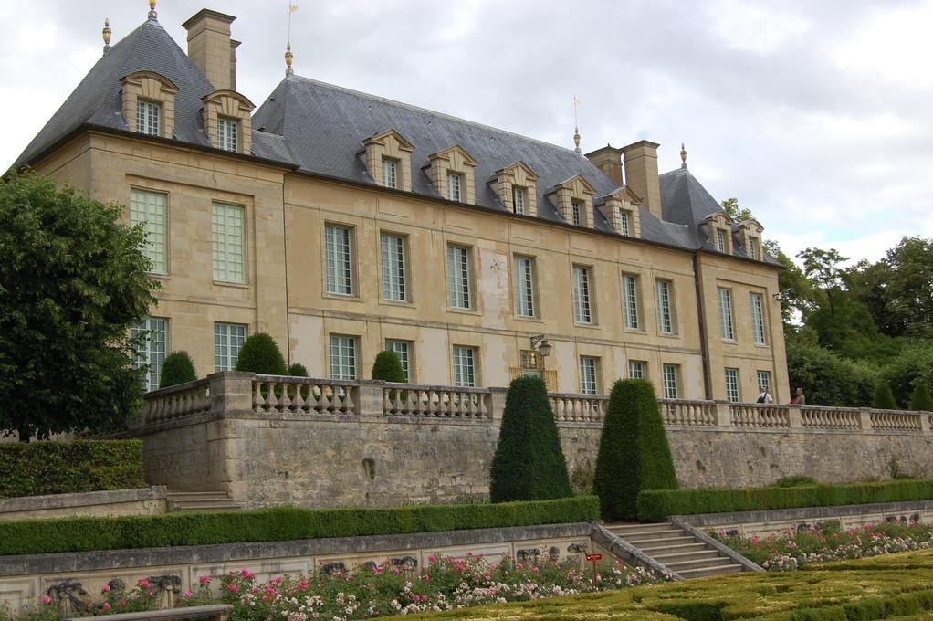 Auvers-sur-Oise : le château