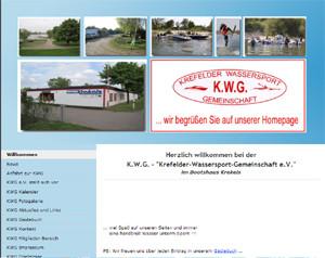 KWG Homepage