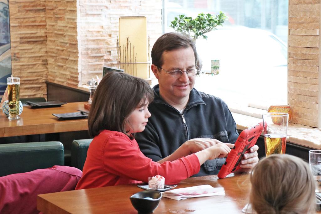 Bestellung mit dem iPad direkt in die Küche senden