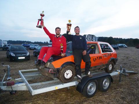OKTAN FREAKZ - Cuxhaven  Wir sind die echten Oktanfreaks beim Stoppelcross / NAVC-Autocross,  unseren Stoppelfeldrennen in Norddeutschland ...