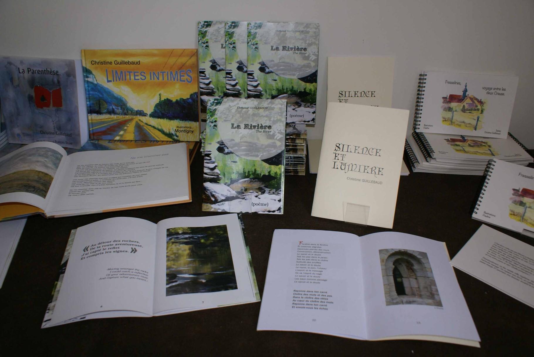 Albums de Christine Guillebaud