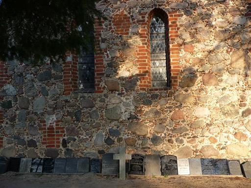 Imressionen vom kreier Friedhof