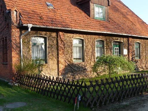 das Försterhaus in Kreien