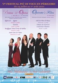 2010 Brèves d'Opéra Acte II et Opérette's Folies