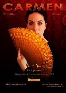2016 Adaptation de Carmen