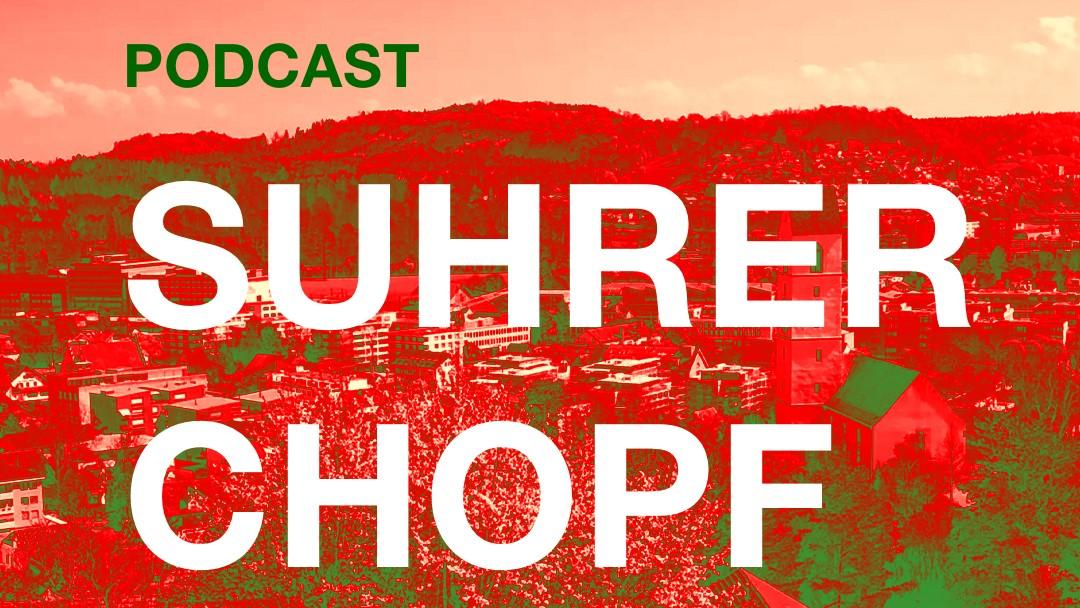 Suhr hat einen eigenen Podcast: Folge 1 mit Marco Genoni