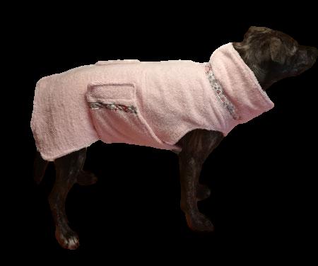 Hundebademantel Maßanfertigung