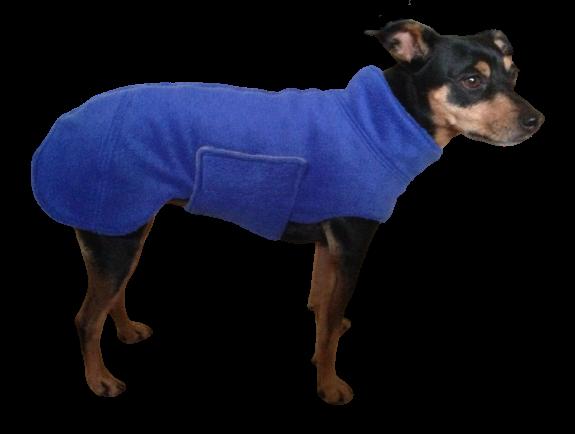 Hundemantel Maßanfertigung  Fleece