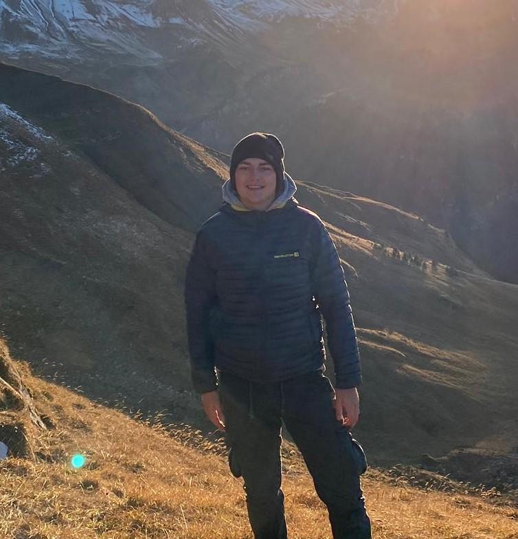 Patrick Stähli stv. JO Chef, Materialwart, Skifahrer