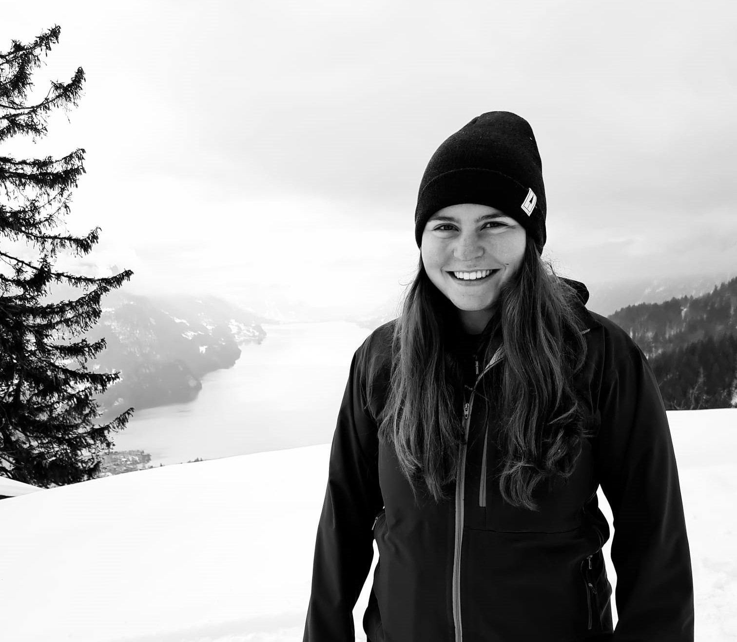 Elena Michel JO-Chefin, Homepageverwaltung, Skifahrerin