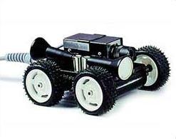 Luchtkanaalinspectie robot