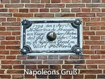 Napoleon's Gruß