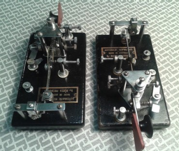 "two Buzza ""ligthning"" models"