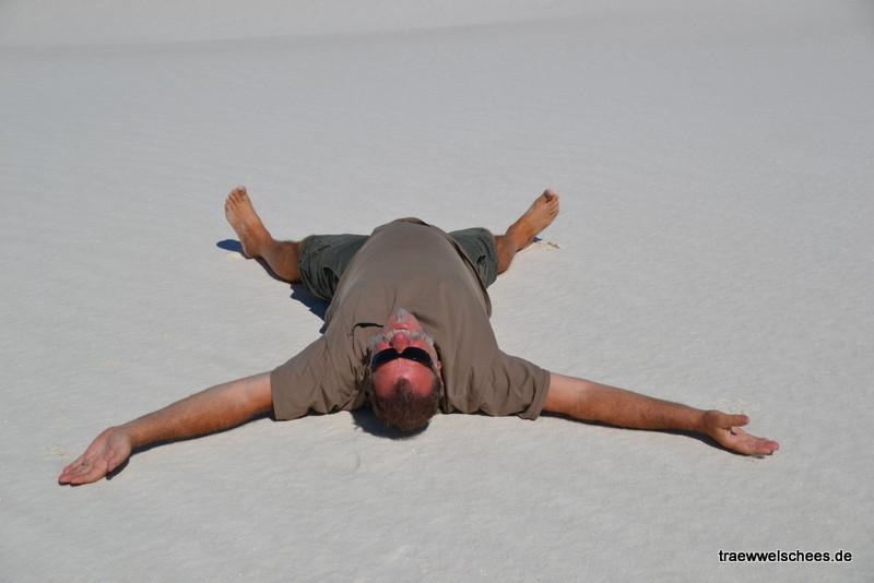 Der Sandengel...