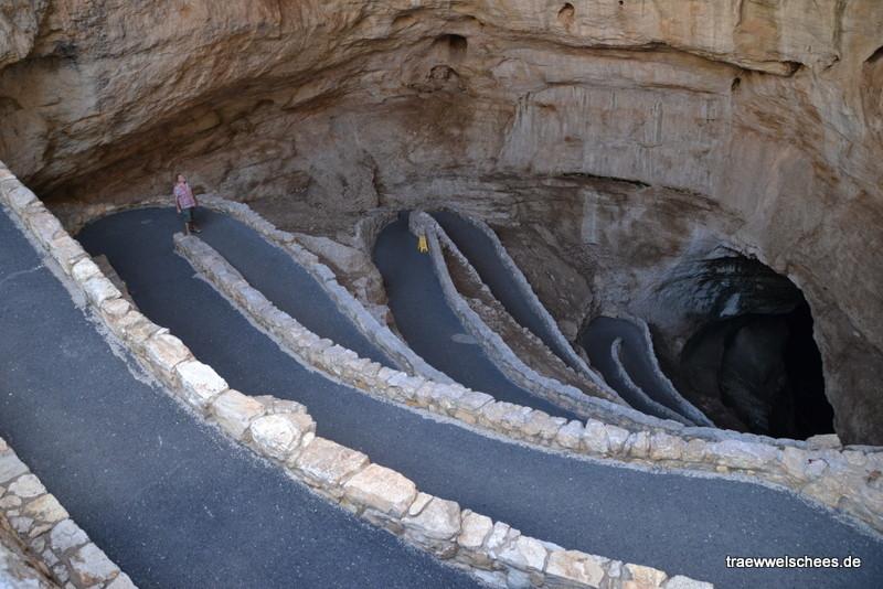 Carlsbad Caverns - Natürlicher Eingang