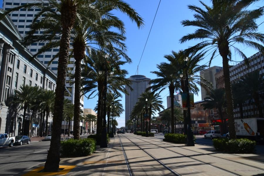 New Orleans: Die Canal Street