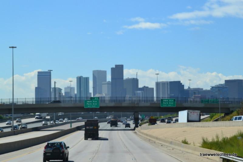 Skyline von Denver