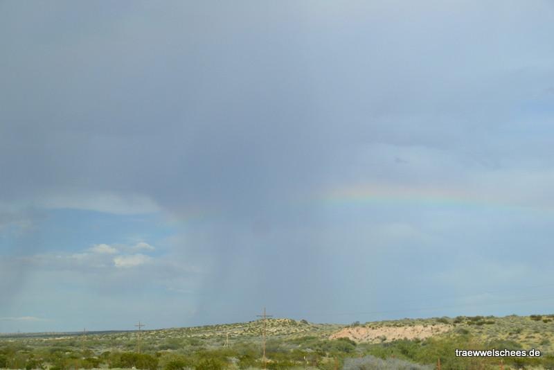 Seht Ihr den Regenbogen in der Mitte?