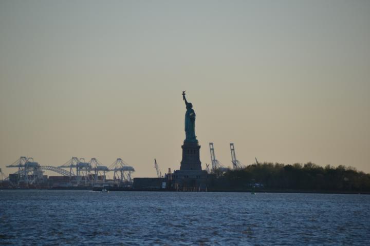 New York, Freiheitsstatue