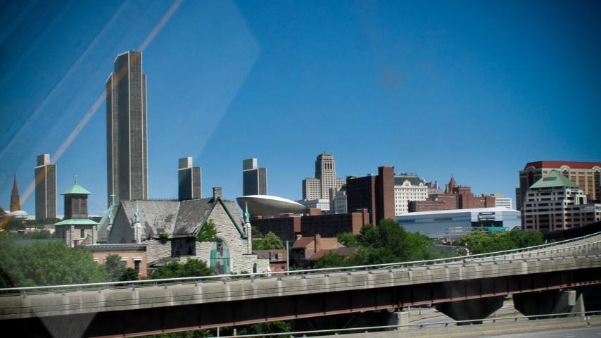 Albany, Hauptstadt des Staates New York