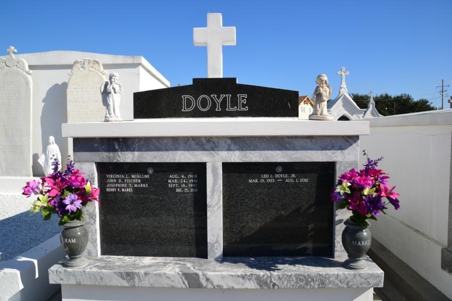 New Orleans: Typisches Mausoleum