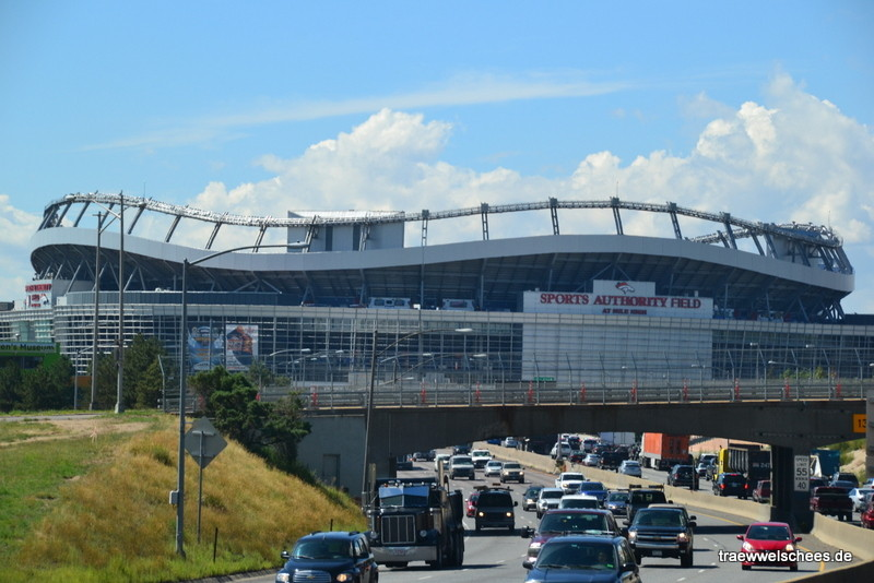 Stadion in Denver