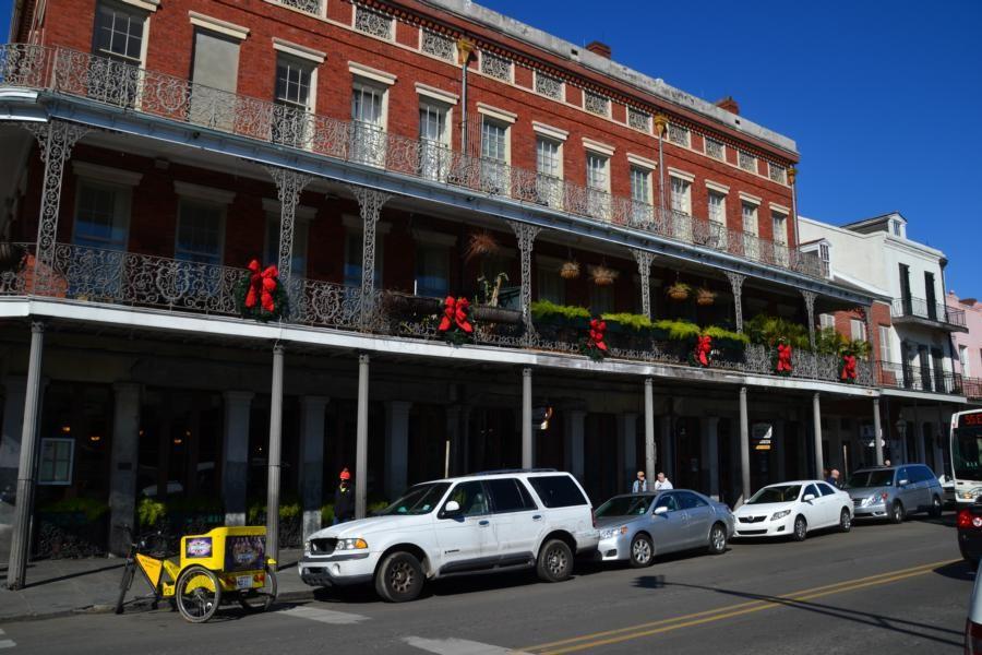 New Orleans: ...und noch eine...