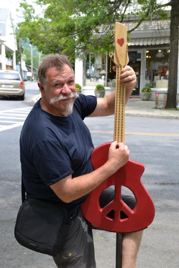 Altrocker in Woodstock hängen geblieben